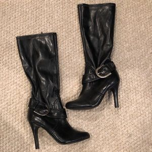 NEW Style & Co heel boots